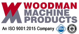 Woodman Machine Products Logo